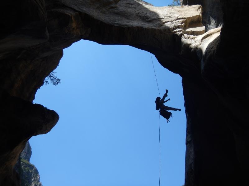 El salto 3