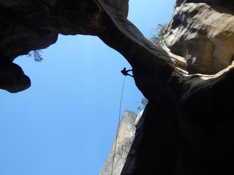 El salto 4
